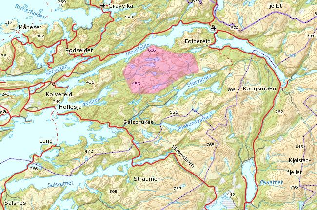kart nærøy Tur til Skjolden | Kaakenmagasinet kart nærøy